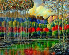 Форд Смит ~ абстрактный экспрессионизм художник | Tutt'Art @ | Pittura * Scultura * Poesia * Musica |