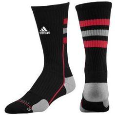 f7b29c01660 adidas Team Speed Crew Sock - Men s - Basketball - Accessories - Black  Aluminum