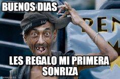 Memes de Buenos Días graciosos para Whatsapp