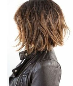 Balyage short hair trends 2017 12 96dpi