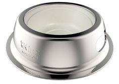 Win a Kinn Kleanbowl for your dog with disposable bowls and a stainless steel frame--designed to clean up one of the most germ-filled places in your home!