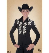 Hobby Horse Ladies Solitaire Jacket - Statelinetack.com