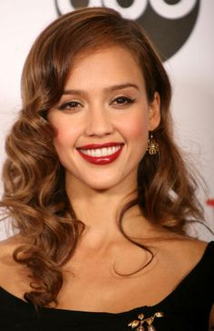 Brown Long Wavy Hairstyles for Women from Popular Female
