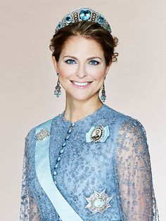 "In the third edition of ""Who Is?"", Her Royal Highness Princess Madeleine of Sweden is the focus. She was born Madeleine Thérèse Amelie Josephine on 10 June 1982 at Drottningholm Palace … Royal Crowns, Royal Tiaras, Crown Royal, Princess Estelle, Crown Princess Victoria, Victoria Prince, Style Royal, Swedish Royalty, Royal Beauty"