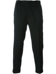 Купить Dsquared2 классические брюки   в Pozzilei from the world's best independent boutiques at farfetch.com. 400 бутиков, 1 адрес. .