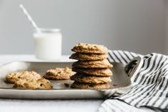 These are the best chocolate chip cookies, which also happen to be gluten-free, grain-free, paleo and vegan. Though you'd never know it! They're chewy, soft, ...