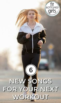 The 6 New Songs You Need for Your Next Workout