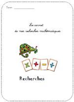 carnets de recherches - La Classe Atelier Writing, Education, Maths, Addition And Subtraction, Singapore Math, Speed Reading, Beginning Sounds, Onderwijs, Being A Writer