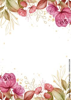 Flower Background Wallpaper, Butterfly Wallpaper, Flower Backgrounds, Background Patterns, Wallpaper Backgrounds, Iphone Wallpaper, Birthday Invitation Templates, Disney Invitations, Iphone Backrounds
