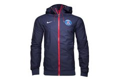Nike Paris Saint-Germain 16/17 Authentic Windrunner Stay dry and warm in training or off the field with the Paris Saint-Germain 16/17 Authentic Windrunner Jacket, made by Nike, and prove your loyalty PSG.This official Nike Windrunner Jacket of French L http://www.MightGet.com/february-2017-2/nike-paris-saint-germain-16-17-authentic-windrunner.asp