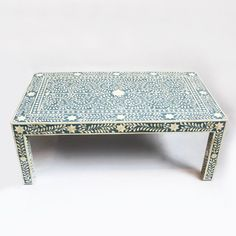 Handcrafted Bone Inlay - The 50 Best Etsy Shops For Home Furnishings | Laurel Home