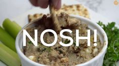 Chopped liver is a staple on holiday tables during Passover and Rosh Hashanah, as well as served up deliciously at . Charcuterie, How To Make Shakshuka, Mousse, Israeli Food, Israeli Recipes, How To Make Potatoes, Kosher Recipes, Kosher Food, Sweet Wine