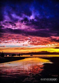 Bom Abrigo sunset II - Brazil