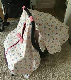 Puset&bebek oto koltuğu örtüsü