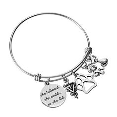 #Sponsored Veterinarian Gift Bracelet.
