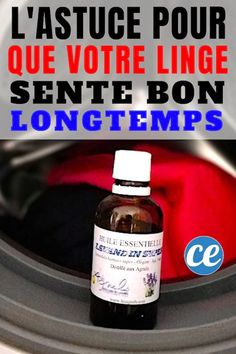 How to get laundry that smells good for a long time? The awesome trick that doesn& cost a round! House Cleaning Tips, Spring Cleaning, Cleaning Hacks, Sent Bon, Vicks Vaporub, Shower Cleaner, Household Chores, How To Get, How To Plan