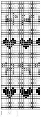 Mustrilaegas: A Kudumine / Knitting Knitting Charts, Knitting Patterns Free, Free Pattern, Double Knitting, Filet Crochet, 1970s, Cross Stitch, Bugs Bunny, Granny Squares