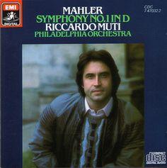 Mahler Symphoney No.1 Riccardo Muti/Philadelphia Orchestra 84