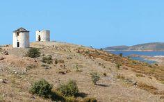 Windmühlen von Bodrum