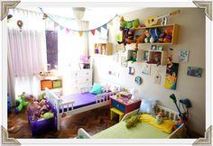 incrível quarto de criança