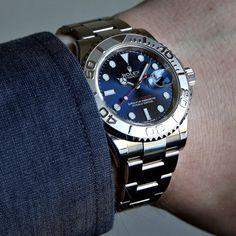 Rolex Yacht-Master Blue ...repinned für Gewinner! - jetzt gratis Erfolgsratgeber sichern www.ratsucher.de