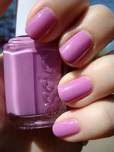 Essie Splash of Grenadine.