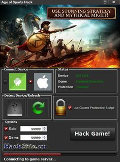 age of sparta hack by hs