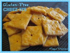 Gluten-Free Cheez-Its on MyRecipeMagic.com