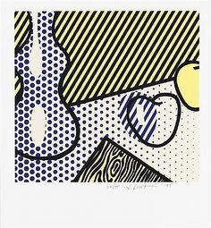 Roy Lichtenstein: Still Life