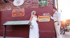 Kara and Matthew's Key West destination wedding at the William Skelton House was featured on with Key West Wedding, Florida Keys, Wedding Inspiration, Wedding Ideas, Wedding Vendors, Kara, Real Weddings, Destination Wedding, Wedding Photos