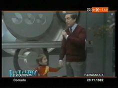 "Corrado Mantoni - ""Carletto"" - Fantastico 3 (1982) - YouTube"