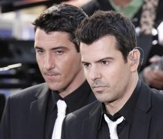 Jordan & Jonathan Knight ~New Kids on the Block~