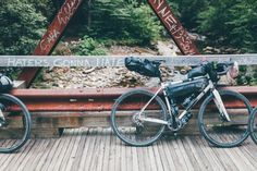 Specialized Sequoia Review, Bura Bura Bikepacking bags