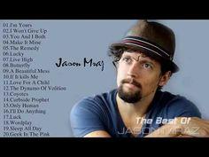 Jason Mraz Greatest Hits - Jason Mraz  Playlist 2017