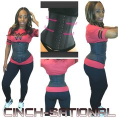 GET THAT HOURGLASS FIGURE WITH INSTANT RESULTS...FIND OUT HOW @ cinchsational.bigcartel.com