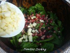 dianitas cooking: Σαλάτα Ρόκα-Παρμεζάνα με Εξαιρετική Σως Βαλσάμικο!!!!! Potato Salad, Salads, Food And Drink, Healthy Eating, Potatoes, Cooking, Ethnic Recipes, Diy, Crafts