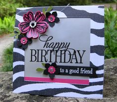 Canopy Crafts: Go Wild for your Birthday {PP256}