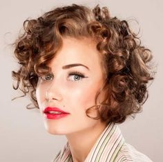 Stylish Short Haircuts For Thick Hair For Young Girls