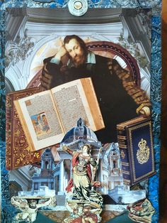 Prospero and his books
