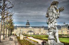 Karlsruhe Schloss Garden - Germany
