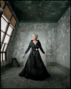 Helen Mirren by Dan Winters
