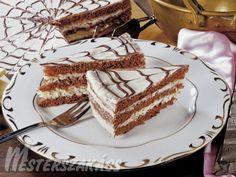 Tamás-torta Tiramisu, Ethnic Recipes, Food, Essen, Meals, Tiramisu Cake, Yemek, Eten