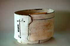 Oval vessel slips stains and dry glaze by Fred Croft