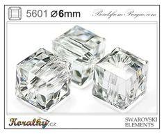 SWAROVSKI 5601 6mm Crystal 2, základní, 2