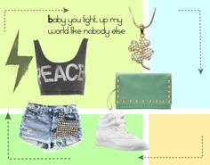 """""""What Makes You Beautiful"""" by thatsareal on Polyvore"""