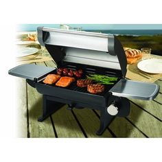 Best Gas Grills Propane Tabletop Barbecue By Cuisinart With Removable Drip  Tray