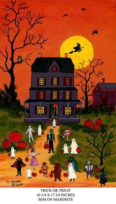 Halloween Art: Halloween