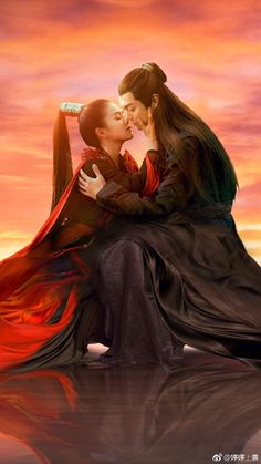The Legends / Chinese fantasy drama Best Couple Pictures, Academia Militar, Taiwan Drama, M Wallpaper, Chines Drama, Military Academy, Fantasy Romance, Flower Boys, Drama Movies