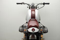 Ottonero Cafe Racer: DV 100 /+/ KZ750