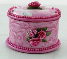 polymer clay jewelry boxes | Recent Photos The Commons Getty Collection Galleries World Map App ...